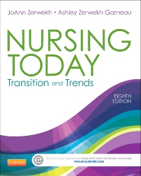 cover image - Evolve Resources for Nursing Today,8th Edition