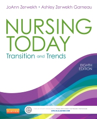 cover image - Nursing Today Elsevier eBook on VitalSource,8th Edition