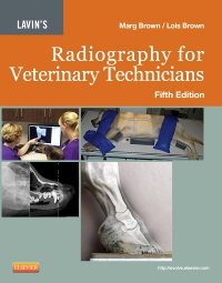 cover image - Lavin's Radiography for Veterinary Technicians - Elsevier eBook on VitalSource,5th Edition
