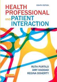cover image - Health Professional and Patient Interaction - Elsevier eBook on VitalSource,8th Edition
