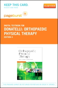 cover image - Orthopaedic Physical Therapy - Elsevier eBook on VitalSource (Retail Access Card),4th Edition