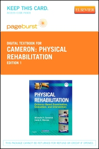cover image - Physical Rehabilitation - Elsevier eBook on VitalSource (Retail Access Card)