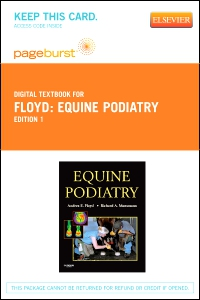cover image - Equine Podiatry - Elsevier eBook on VitalSource (Retail Access Card)
