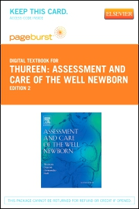 cover image - Assessment and Care of the Well Newborn - Elsevier eBook on VitalSource (Retail Access Card),2nd Edition