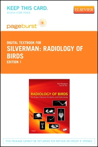 cover image - Radiology of Birds - Elsevier eBook on VitalSource (Retail Access Card)