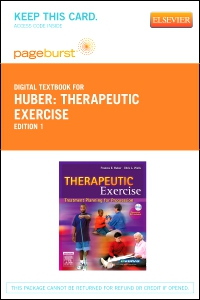 cover image - Therapeutic Exercise - Elsevier eBook on VitalSource (Retail Access Card)