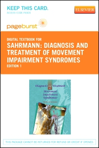 cover image - Diagnosis and Treatment of Movement Impairment Syndromes - Elsevier eBook on VitalSource (Retail Access Card)