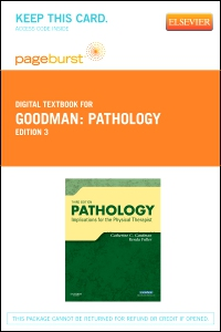 cover image - Pathology - Elsevier eBook on VitalSource (Retail Access Card),3rd Edition