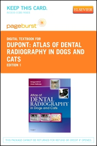 cover image - Atlas of Dental Radiography in Dogs and Cats - Elsevier eBook on VitalSource (Retail Access Card)