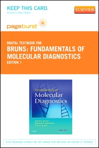 cover image - Fundamentals of Molecular Diagnostics - Elsevier eBook on VitalSource (Retail Access Card)