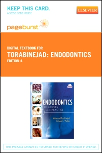 cover image - Endodontics - Elsevier eBook on VitalSource (Retail Access Card),4th Edition
