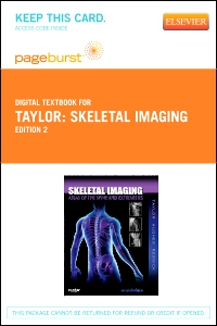 cover image - Skeletal Imaging - Elsevier eBook on VitalSource (Retail Access Card),2nd Edition