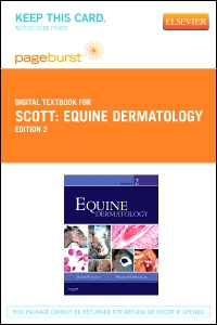 cover image - Equine Dermatology - Elsevier eBook on VitalSource (Retail Access Card),2nd Edition