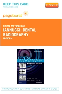 cover image - Dental Radiography - Elsevier eBook on VitalSource (Retail Access Card),4th Edition