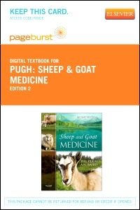 cover image - Sheep & Goat Medicine - Elsevier eBook on VitalSource (Retail Access Card),2nd Edition