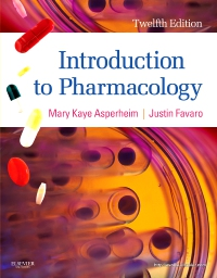 cover image - Introduction to Pharmacology - Elsevier eBook on VitalSource,12th Edition