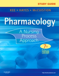 cover image - Study Guide for Pharmacology - Elsevier eBook on VitalSource,7th Edition