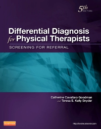 cover image - Differential Diagnosis for Physical Therapists - Elsevier eBook on VitalSource,5th Edition