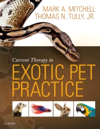 cover image - Current Therapy in Exotic Pet Practice - Elsevier eBook on VitalSource