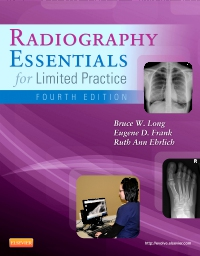 cover image - Radiography Essentials for Limited Practice - Elsevier eBook on VitalSource,4th Edition