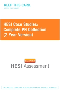cover image - HESI Case Studies: Complete PN Collection (2 Year Version) - Next Generation Version