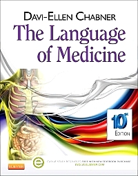 cover image - The Language of Medicine - Elsevier eBook on VitalSource,10th Edition