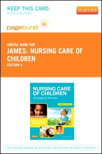 cover image - Nursing Care of Children - Elsevier eBook on VitalSource (Retail Access Card),4th Edition