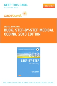 cover image - ICD-10-CM/PCS Coding: Theory and Practice, 2013 Edition - Elsevier eBook on VitalSource (Retail Access Card)