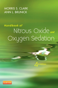 cover image - Handbook of Nitrous Oxide and Oxygen Sedation,4th Edition
