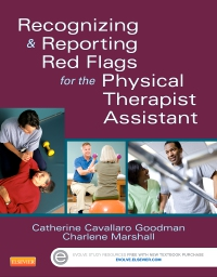 cover image - Recognizing and Reporting Red Flags for the Physical Therapist Assistant - Elsevier eBook on VitalSource