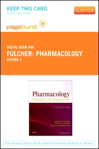 cover image - Pharmacology - Elsevier eBook on VitalSource (Retail Access Card),3rd Edition