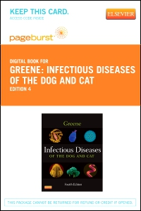 cover image - Infectious Diseases of the Dog and Cat - Elsevier eBook on VitalSource (Retail Access Card),4th Edition