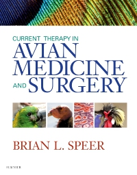 cover image - Current Therapy in Avian Medicine and Surgery