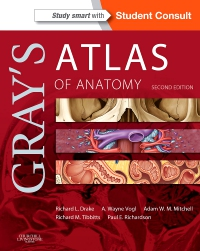 cover image - Gray's Atlas of Anatomy,2nd Edition