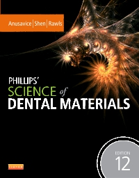 cover image - Phillips' Science of Dental Materials - Elsevier eBook on VitalSource,12th Edition