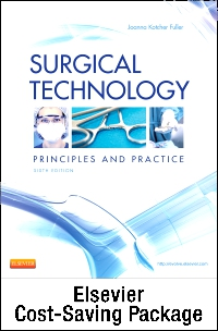 cover image - Surgical Technology - Text and Workbook Package,6th Edition