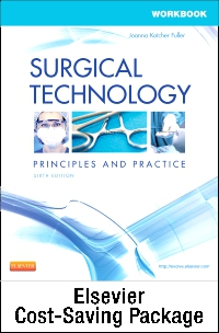 cover image - Surgical Technology - Text, Workbook, and Surgical Instrumentation Package,6th Edition
