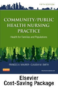 cover image - Community/Public Health Nursing Online for Community/Public Health Nursing Practice (User Guide, Access Code and Textbook Package),5th Edition