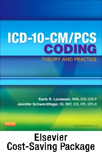 cover image - ICD-10-CM/PCS Coding: Theory and Practice - Elsevier eBook on VitalSource (Retail Access Card)