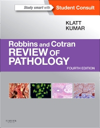 cover image - Robbins and Cotran Review of Pathology,4th Edition
