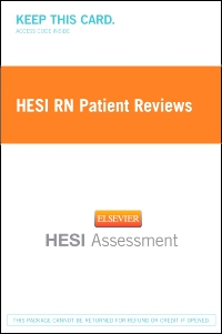 cover image - HESI RN Patient Reviews - Next Generation Version
