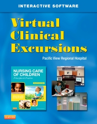 cover image - Virtual Clinical Excursions for Nursing Care of Children,4th Edition