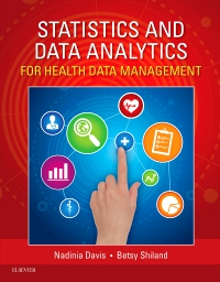 cover image - Statistics & Data Analytics for Health Data Management