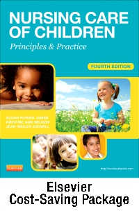 cover image - Nursing Care of Children - Text and Virtual Clinical Excursions Package,4th Edition