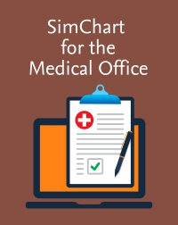 cover image - SimChart for the Medical Office (Access Card)