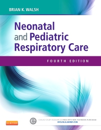 cover image - Neonatal and Pediatric Respiratory Care - Elsevier eBook on VitalSource,4th Edition