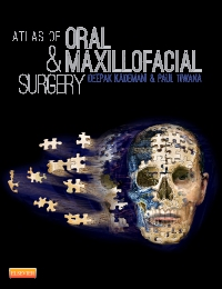 cover image - Atlas of Oral and Maxillofacial Surgery