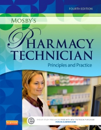 cover image - Mosby's Pharmacy Technician - Elsevier eBook on VitalSource,4th Edition