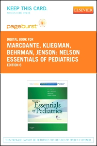 cover image - Nelson Essentials of Pediatrics - Elsevier eBook on VitalSource (Retail Access Card),6th Edition
