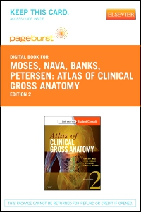 cover image - Atlas of Clinical Gross Anatomy - Elsevier eBook on VitalSource (Retail Access Card),2nd Edition